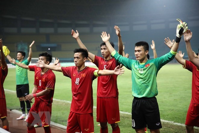 ASIAD 2018: Vietnam jumps to 14th on fifth day of competition, Sports news, football, Vietnam sports, vietnamnet bridge, english news, Vietnam news, news Vietnam, vietnamnet news, Vietnam net news, Vietnam latest news, vn news, Vietnam breaking news