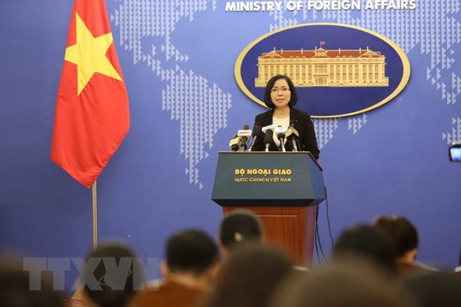 Vietnam demands Taiwan end live-fire drills on Ba Binh Island, Government news, Vietnam breaking news, politic news, vietnamnet bridge, english news, Vietnam news, news Vietnam, vietnamnet news, Vietnam net news, Vietnam latest news, vn news