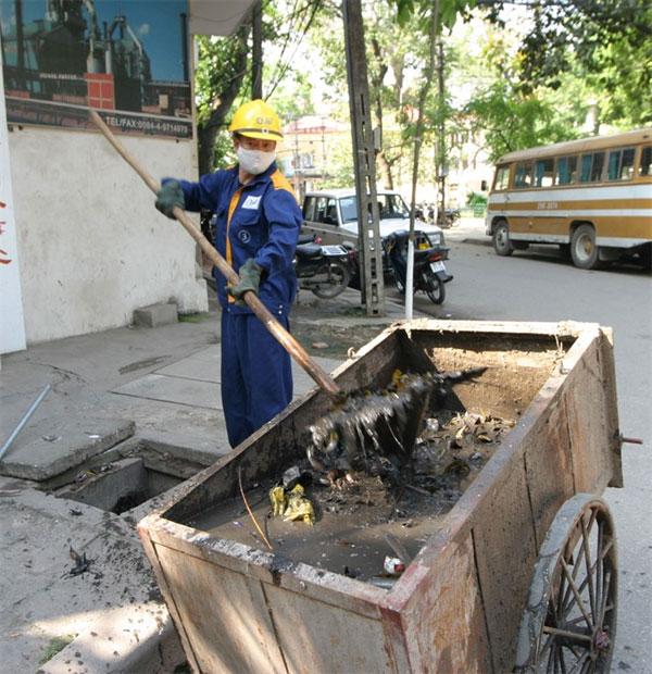 Sustainable urban management, improperly-managed sewage system, Vietnam economy, Vietnamnet bridge, English news about Vietnam, Vietnam news, news about Vietnam, English news, Vietnamnet news, latest news on Vietnam, Vietnam