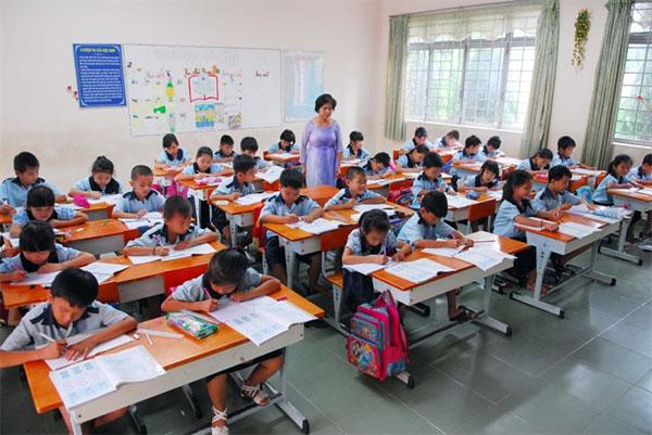 Reduced class size, better education quality, Vietnam economy, Vietnamnet bridge, English news about Vietnam, Vietnam news, news about Vietnam, English news, Vietnamnet news, latest news on Vietnam, Vietnam