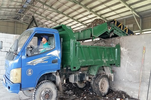 vietnam economy, business news, vn news, vietnamnet bridge, english news, Vietnam news, news Vietnam, vietnamnet news, vn news, Vietnam net news, Vietnam latest news, Vietnam breaking news, waste treatment, cement production