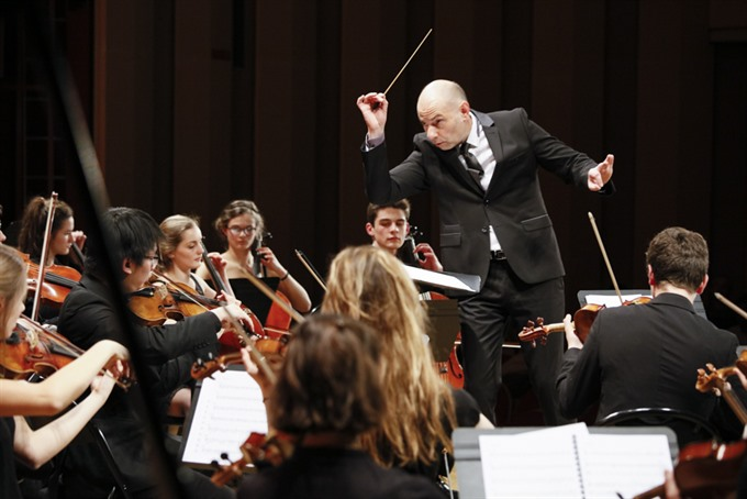 French conductor Brendel to lead concert at HCM City Opera House, entertainment events, entertainment news, entertainment activities, what's on, Vietnam culture, Vietnam tradition, vn news, Vietnam beauty, news Vietnam, Vietnam news, Vietnam net news, vie