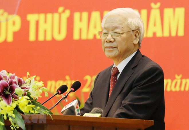 Second refresher course opens for Party Central Committee members, Government news, Vietnam breaking news, politic news, vietnamnet bridge, english news, Vietnam news, news Vietnam, vietnamnet news, Vietnam net news, Vietnam latest news, vn news
