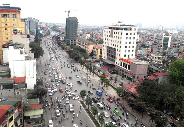 Urban traffic, roads for cyclists and pedestrians, greenhouse gas emissions, Vietnam economy, Vietnamnet bridge, English news about Vietnam, Vietnam news, news about Vietnam, English news, Vietnamnet news, latest news on Vietnam, Vietnam