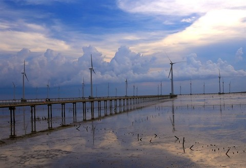 Foreign investors interested in wind power development in Vietnam, vietnam economy, business news, vn news, vietnamnet bridge, english news, Vietnam news, news Vietnam, vietnamnet news, vn news, Vietnam net news, Vietnam latest news, Vietnam breaking news