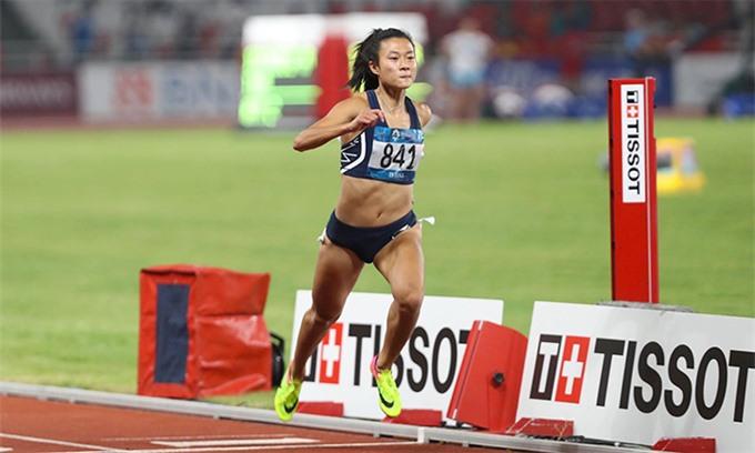 Chinh eliminated from women's 100m in ASIAD, Sports news, football, Vietnam sports, vietnamnet bridge, english news, Vietnam news, news Vietnam, vietnamnet news, Vietnam net news, Vietnam latest news, vn news, Vietnam breaking news