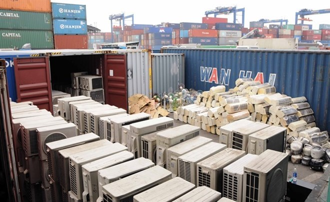 Ministry to inspect waste import activities, vietnam economy, business news, vn news, vietnamnet bridge, english news, Vietnam news, news Vietnam, vietnamnet news, vn news, Vietnam net news, Vietnam latest news, Vietnam breaking news