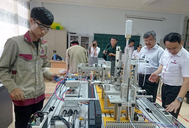 vietnam economy, business news, vn news, vietnamnet bridge, english news, Vietnam news, news Vietnam, vietnamnet news, vn news, Vietnam net news, Vietnam latest news, Vietnam breaking news, vocational school, MOET, MOLISA