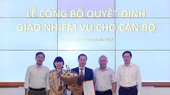MobiFone welcomes new director, IT news, sci-tech news, vietnamnet bridge, english news, Vietnam news, news Vietnam, vietnamnet news, Vietnam net news, Vietnam latest news, Vietnam breaking news, vn news
