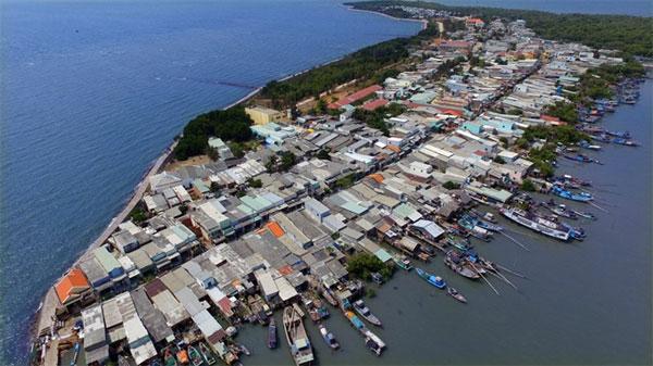 Thanh An Island, fresh and cheap seafood, Vietnam economy, Vietnamnet bridge, English news about Vietnam, Vietnam news, news about Vietnam, English news, Vietnamnet news, latest news on Vietnam, Vietnam
