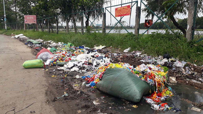 vietnam economy, business news, vn news, vietnamnet bridge, english news, Vietnam news, news Vietnam, vietnamnet news, vn news, Vietnam net news, Vietnam latest news, Vietnam breaking news, landfill, waste treatment plant