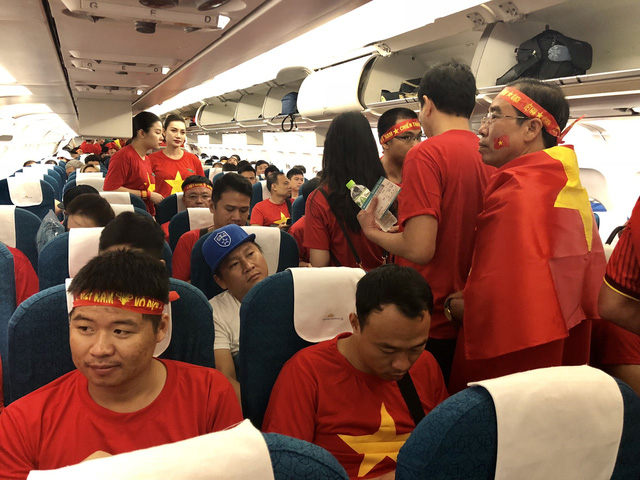 Employees to cheer on U23 football team, Sports news, football, Vietnam sports, vietnamnet bridge, english news, Vietnam news, news Vietnam, vietnamnet news, Vietnam net news, Vietnam latest news, vn news, Vietnam breaking news