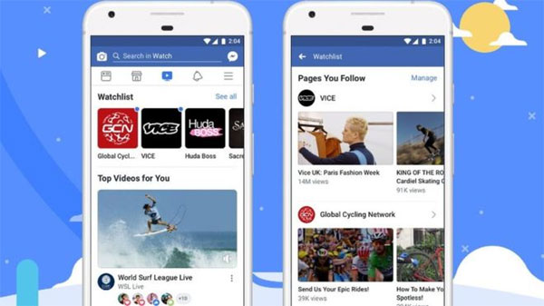 Facebook Watch video service, launch worldwide