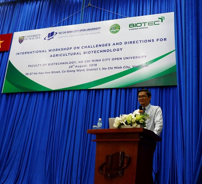 Vietnam makes biotechnology progress, IT news, sci-tech news, vietnamnet bridge, english news, Vietnam news, news Vietnam, vietnamnet news, Vietnam net news, Vietnam latest news, Vietnam breaking news, vn news