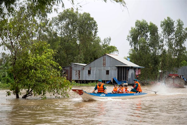 Delta provinces, flood season, ensure safety, prevent landslides, Vietnam economy, Vietnamnet bridge, English news about Vietnam, Vietnam news, news about Vietnam, English news, Vietnamnet news, latest news on Vietnam, Vietnam
