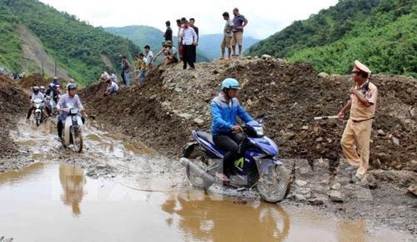 Northern provinces, flooding and landslides, Vietnam economy, Vietnamnet bridge, English news about Vietnam, Vietnam news, news about Vietnam, English news, Vietnamnet news, latest news on Vietnam, Vietnam