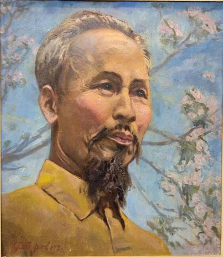 Ho Chi Minh Museum, painting by Bulgarian artist Stefan Petrov, Vietnam economy, Vietnamnet bridge, English news about Vietnam, Vietnam news, news about Vietnam, English news, Vietnamnet news, latest news on Vietnam, Vietnam