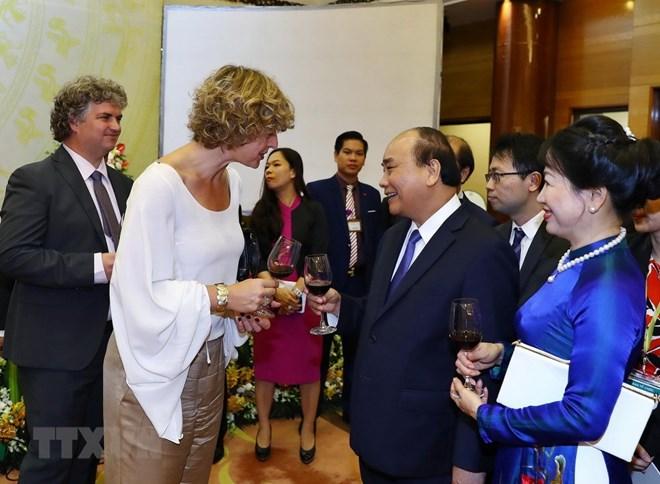 Vietnamese Prime Minister hosts banquet on National Day, Government news, Vietnam breaking news, politic news, vietnamnet bridge, english news, Vietnam news, news Vietnam, vietnamnet news, Vietnam net news, Vietnam latest news, vn news