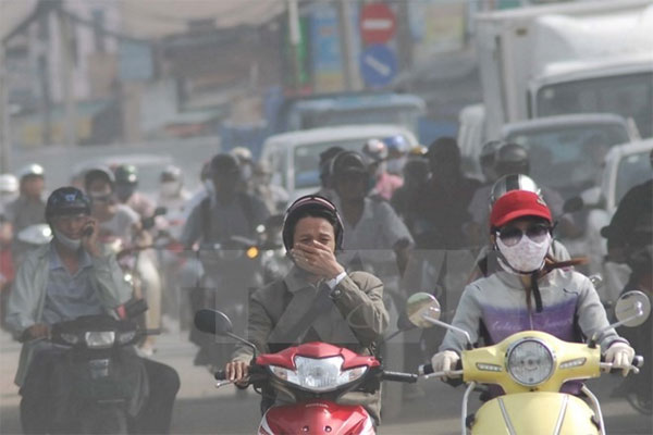 HCM City, curb CO2 emissions from vehicles, Vietnam economy, Vietnamnet bridge, English news about Vietnam, Vietnam news, news about Vietnam, English news, Vietnamnet news, latest news on Vietnam, Vietnam