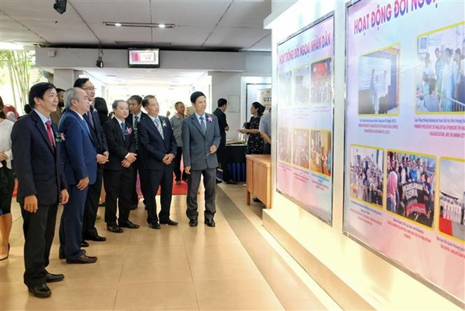 HCM city Party chief identifies major tasks to boost local tourism, France to introduce advanced aviation techonologies to Vietnam, Hanoi mayor bids farewell to Italian ambassador