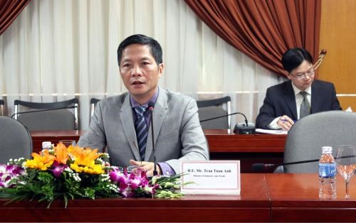 Vietnam seeks multilateral trade cooperation at AEM-50, Government news, Vietnam breaking news, politic news, vietnamnet bridge, english news, Vietnam news, news Vietnam, vietnamnet news, Vietnam net news, Vietnam latest news, vn news