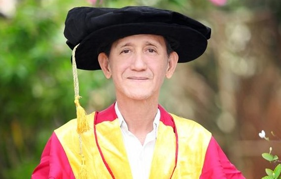 Vietnamese herbalist awarded honorary doctorate by University of Florida, IT news, sci-tech news, vietnamnet bridge, english news, Vietnam news, news Vietnam, vietnamnet news, Vietnam net news, Vietnam latest news, Vietnam breaking news, vn news