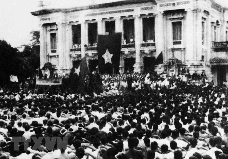 Photos recall August Revolution, foundation of Vietnam, Government news, Vietnam breaking news, politic news, vietnamnet bridge, english news, Vietnam news, news Vietnam, vietnamnet news, Vietnam net news, Vietnam latest news, vn news