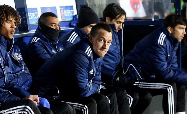 Chelsea, Mourinho, Terry