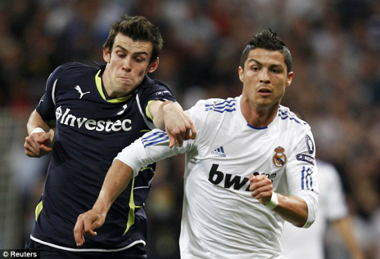 Real, Bale, Ronaldo, CR7