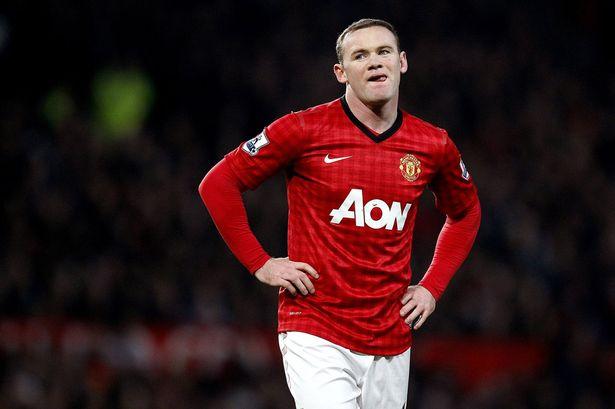 Rooney, M.U, Arsenal, Moyes