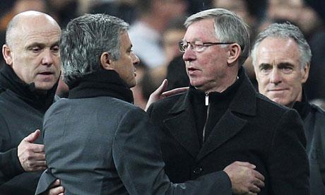 Mourinho, Sir Alex, Chelsea