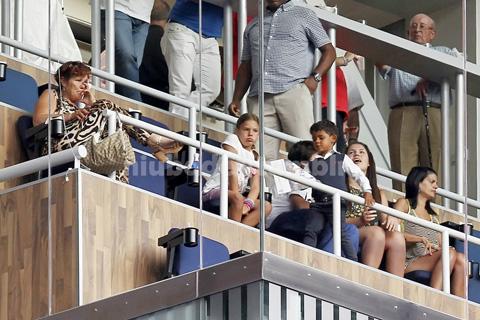 Tottenham, Gareth Bale, Real, Ronaldo, CR7, Bernabeu