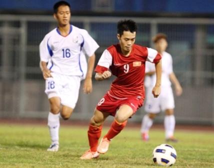 U19 VN, Việt Nam, AFF, VFF, Văn Quyến, Văn Toàn, bầu Đức, Indonesia