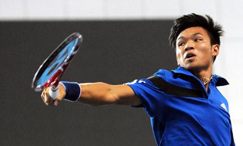 Quần vợt, vô địch, Quốc gia, 2013, Hoàng Thiên