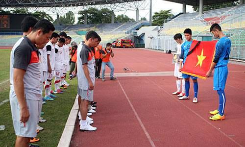 U19 VN, Việt Nam, AFF, VFF, Văn Quyến, Văn Toàn, bầu Đức, U19 Australia