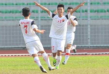 U19 VN, Việt Nam, AFF, VFF, Văn Quyến, Văn Toàn, bầu Đức, SEA Games 27