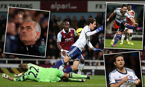 Mourinho, Chelsea, Premier League