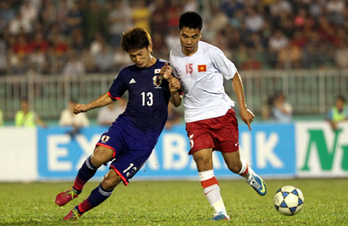 U19 Việt Nam vs U19 Tottenham