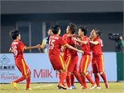 VFF 'bơm doping' cho tuyển nữ VN tranh vé World Cup