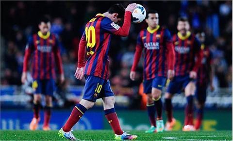 Barcelona vs Almeria