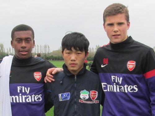 U19 Việt Nam, bầu Đức, VFF, SEA Games, Công Phượng, HAGL, Arsenal