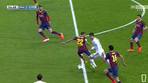 Pique, Real, Barca, Messi, Ronaldo