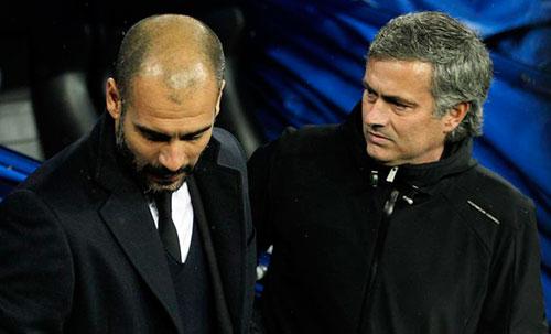 Bốc thăm C1, Mourinho, Guardiola, Chelsea, Bayern