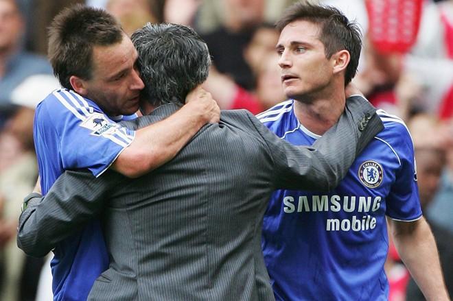 Chelsea, Mourinho, C1