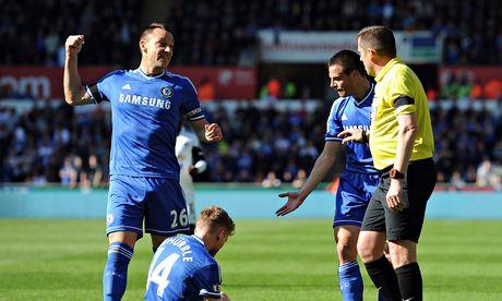 Chelsea, Terry, Mourinho