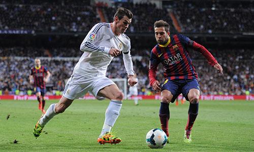 Barca, Ronaldo, Messi, Real