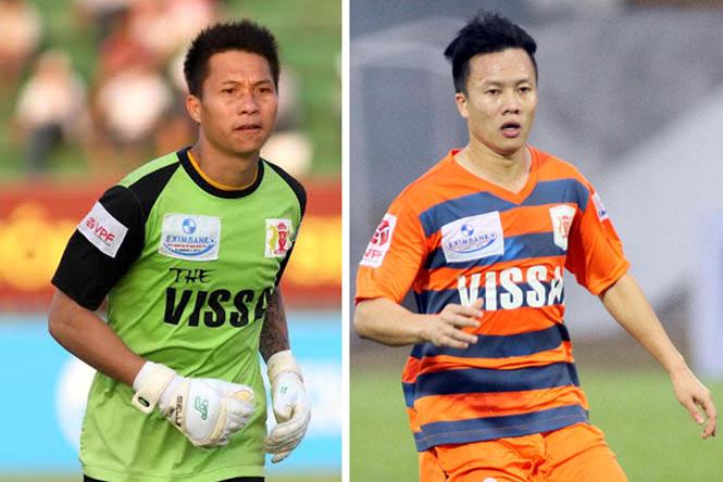 Bắt giam, cầu thủ, Mạnh Dũng, CLB V.Ninh Bình