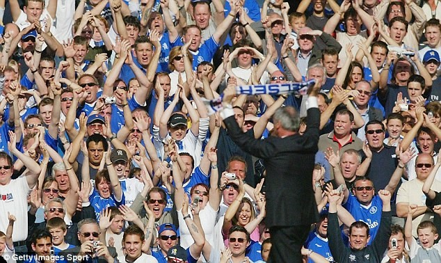 Mourinho, Chelsea, Abramovich