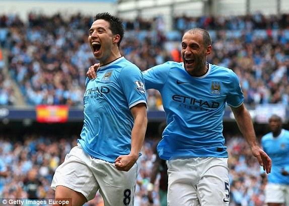 Man City, West Ham, ngôi vương, premier league
