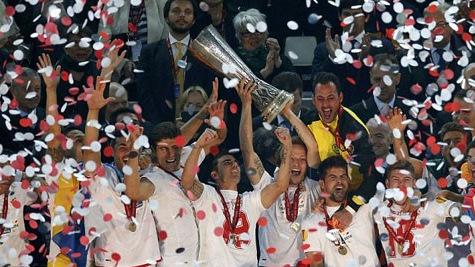Benfica, Sevilla, Europa League